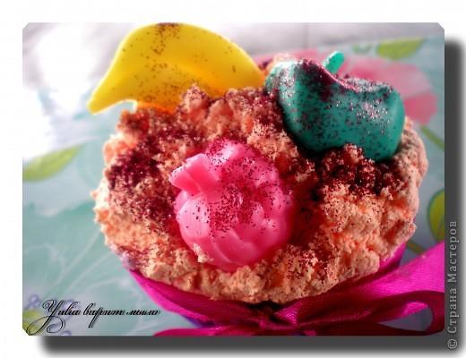 пирожное с фруктами.  фото 1