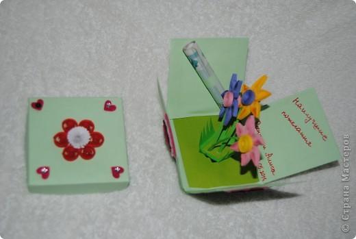 Дочурка подарила подружке коробочку с сюрпризом. фото 2