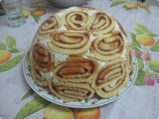 Tort tvorojnii s pechen'em oreo фото 2