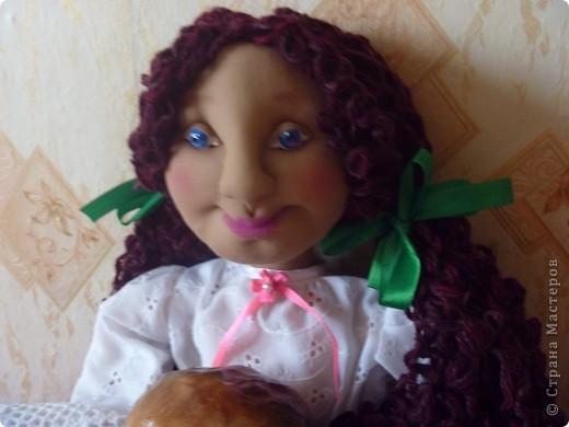 Это тоже кукла-пакетница. фото 2