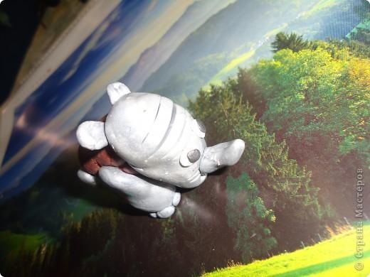 Носорог и панда фото 2