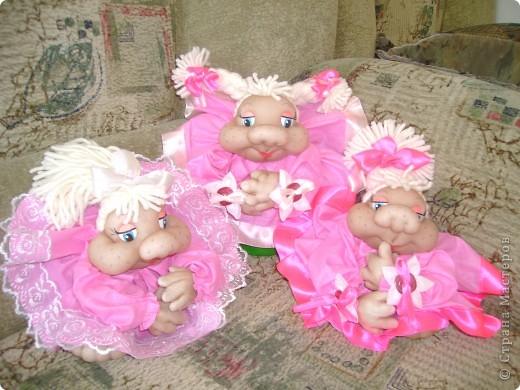 Три блондинки! фото 3
