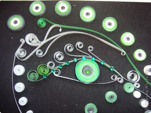 Фантазия на тему зелёного глаза фото 2