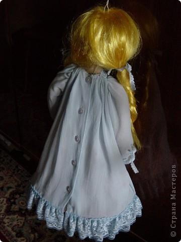 Это новая кукла-пакетница Златовласка. фото 3