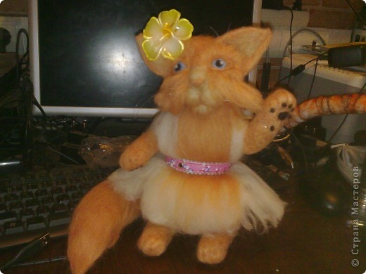 кошка Маха фото 1