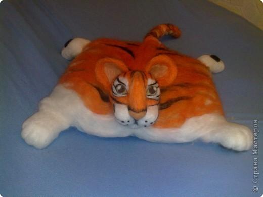 вот такая получилась декаративная подушка фото 1