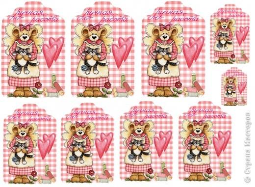 Бирочки для игрушек 4 фото 12