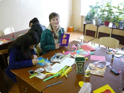 Студенты за работой фото 2