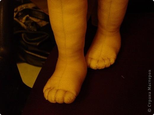Вот такие у Симоны пальчики с ноготочками фото 7
