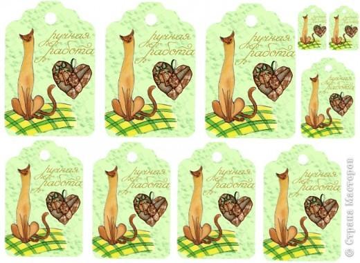 Бирочки для игрушек 4 фото 2