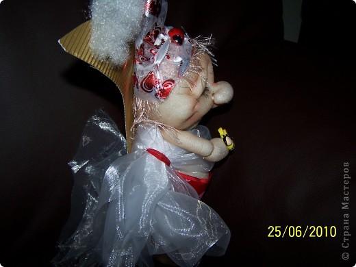 мне очень понравилась идея с божьеи коровкои на носу, по-моему у раwy так что повторюшка фото 6