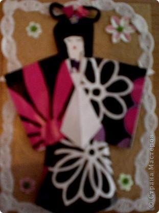 Это моя новая серия .Большое спасибо Веронике Анатольевне за ее МК по японской куколке. фото 4