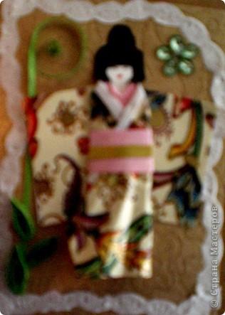 Это моя новая серия .Большое спасибо Веронике Анатольевне за ее МК по японской куколке. фото 5