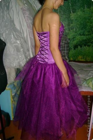 платье для выпускницы фото 1