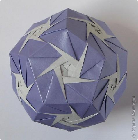 Кусудама Оригами Кусудамы