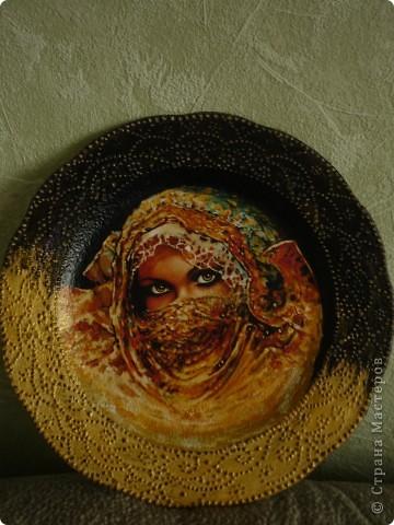 тарелка к уроку прямой декупаж в онлайн школе Натальи Шихаревой на http://www.babyblog.ru фото 3