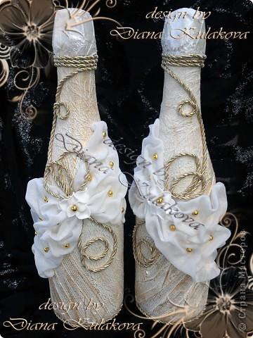 """Свадебный набор """"Свадебное золото"""" фото 2"""