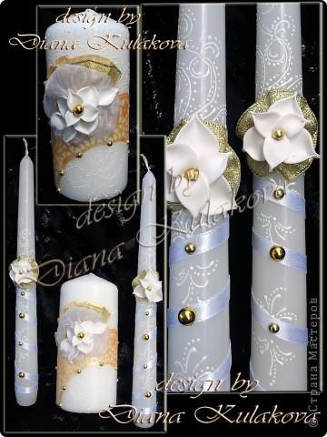 """Свадебный набор """"Свадебное золото"""" фото 6"""