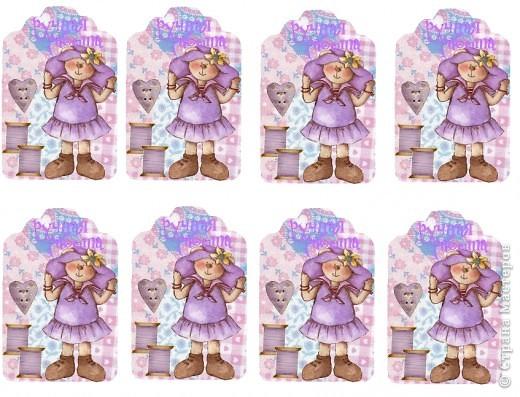 Бирочки для игрушек 4 фото 32