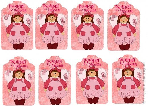 Бирочки для игрушек 4 фото 18