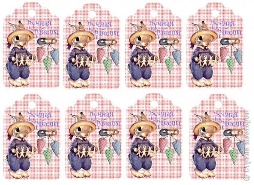 Бирочки для игрушек 4 фото 40