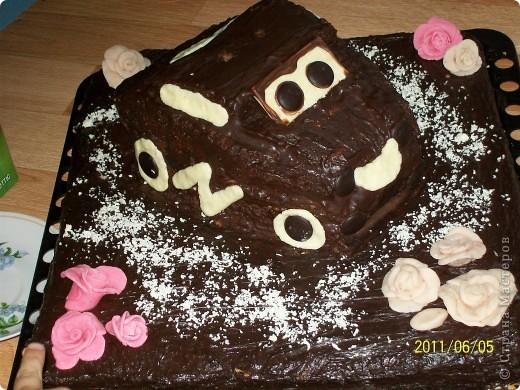 тортик для сыночка