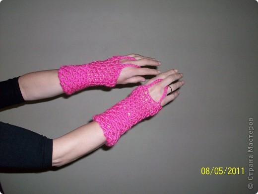 перчатки без пальцев фото 3