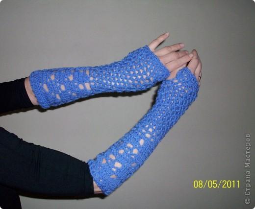 перчатки без пальцев фото 1