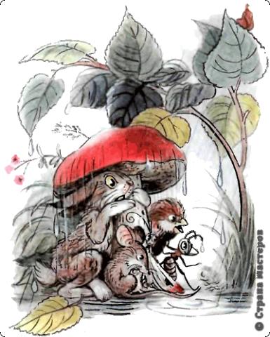 """""""Под грибом""""  фото 3"""