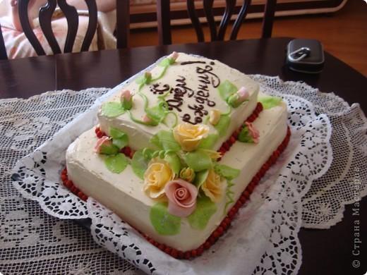 тортик фото 1