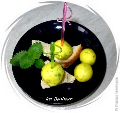 Закуска из Домашнего сыра фото 1