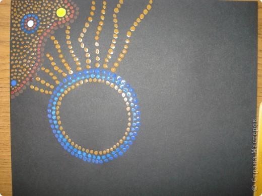 Задумала сделать декоративное панно.Это фрагмент росписи моей будущей работы. фото 3
