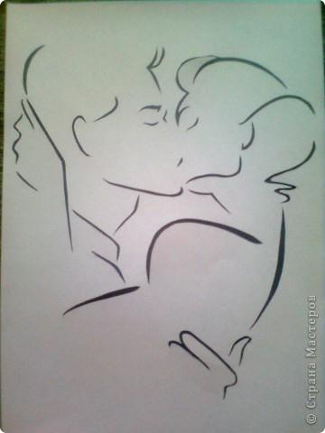 влюбленные, мои работы повторюшки))) фото 1