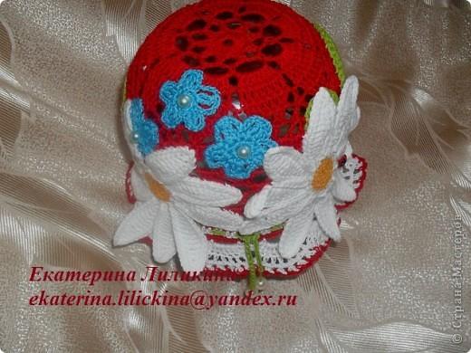 Панамка для Катеньки. фото 4