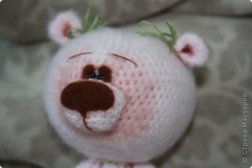 новая мишка Мими,  едет к lencha на день варенья фото 4