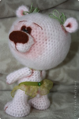 новая мишка Мими,  едет к lencha на день варенья фото 2