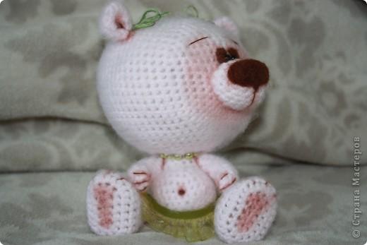 новая мишка Мими,  едет к lencha на день варенья фото 3