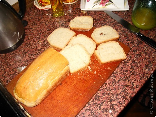 хлеб.(рецепт) фото 1