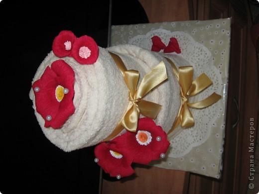 Moi pervii tortik ;) фото 2