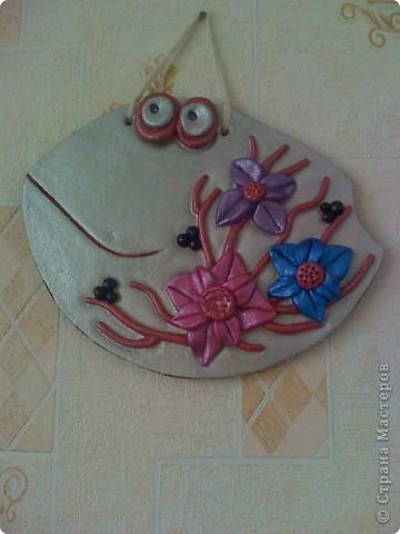 Рыбка цветочная. фото 1