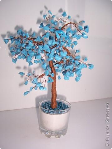 Лазурное дерево