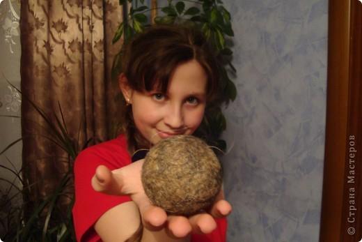 """Все мячики, которые я сделала в школу для проекта """"Мячу все возрасту покорны?!"""" фото 6"""