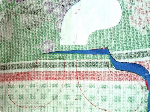 Мастер-класс Шитьё Подарочный набор Мини МК от Зинаиды Харловой Ткань фото 4