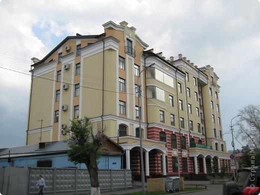 А сейчас просто полюбуемся архитектурой Тюмени и получим эстетическое удовольствие. фото 5