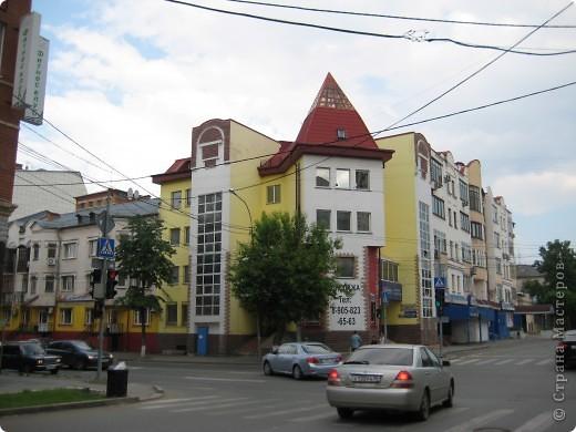 А сейчас просто полюбуемся архитектурой Тюмени и получим эстетическое удовольствие. фото 11