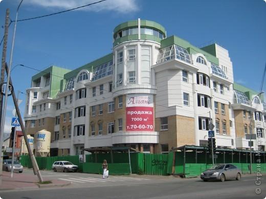 А сейчас просто полюбуемся архитектурой Тюмени и получим эстетическое удовольствие. фото 2