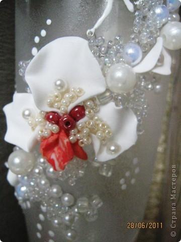 Свадебные бокалы. Попытка №2. фото 5