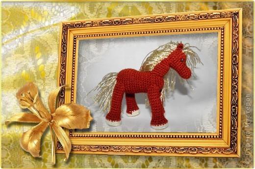 Вот какие лошадки получились для любимой племяшки))) фото 2