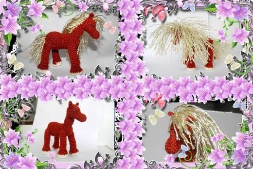 Вот какие лошадки получились для любимой племяшки))) фото 3