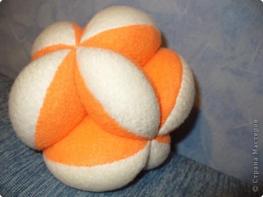 """Все мячики, которые я сделала в школу для проекта """"Мячу все возрасту покорны?!"""" фото 11"""